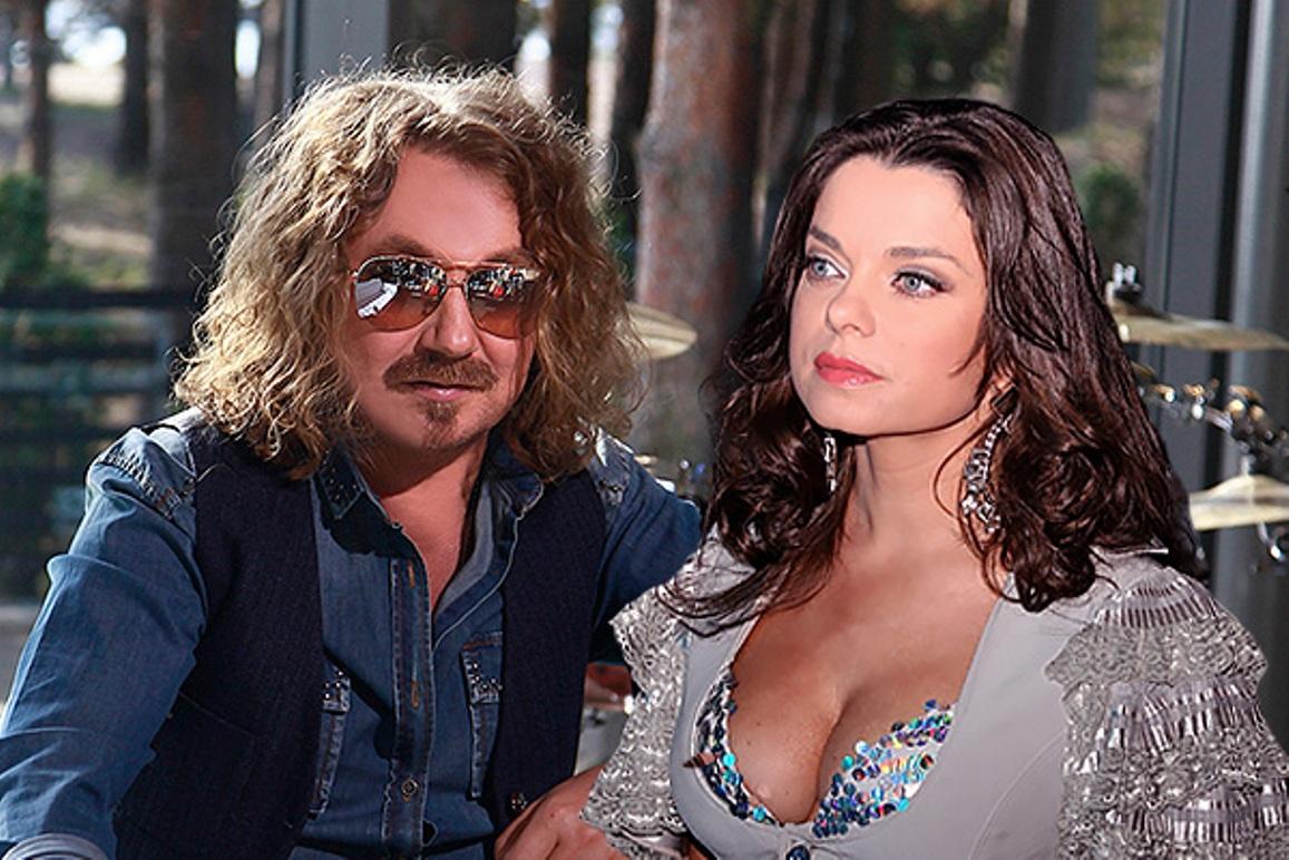 Наталья Королёва и Игорь Николаев