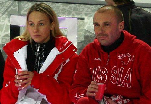 Наталья Михайлова и Александр Жулин все больше времени проводят вместе