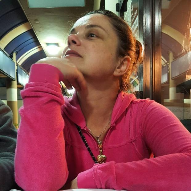 Наташа Королёва без макияжа