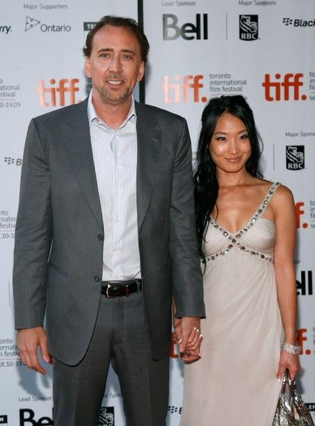 Николас Кейдж / Nicolas Cage и Элис Ким / Alice Kim Cage
