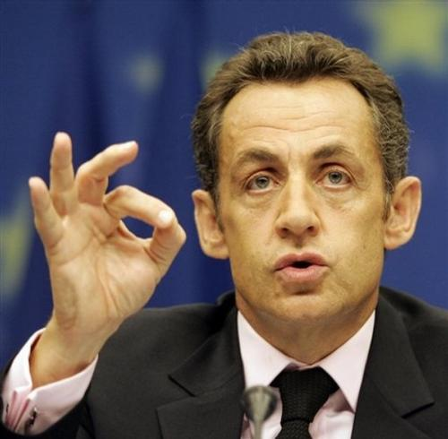 Николя Саркози / Nicolas Sarkozy