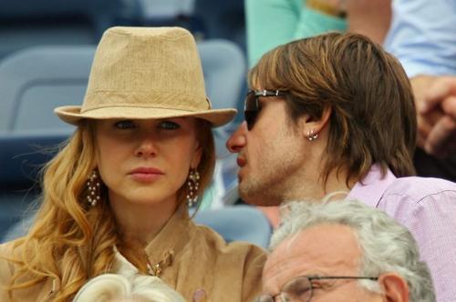Николь Кидман с мужем Китом Урбаном - австралийским кантри-музыкантом
