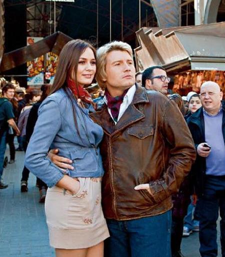 Николай Басков и Ирина Швец