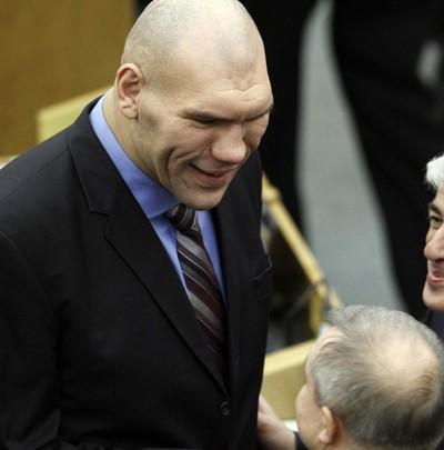 Николай валуев станет отцом в третий