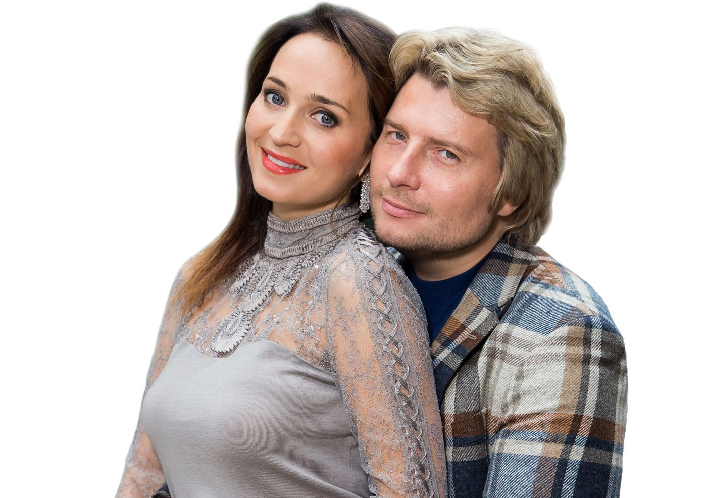 Николай Басков и София Кальчева