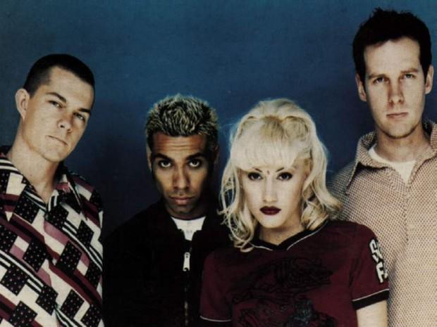 Группа No Doubt, общий снимок