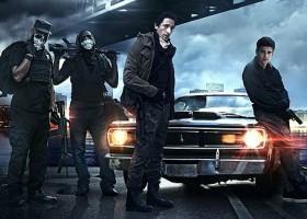 Постер к фильму Ограбление по-американски