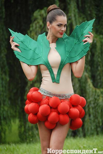 Олеся Стефанко - «Мисс Украина Вселенная-2011»