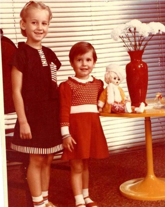 Ольга Бузова с сестрой