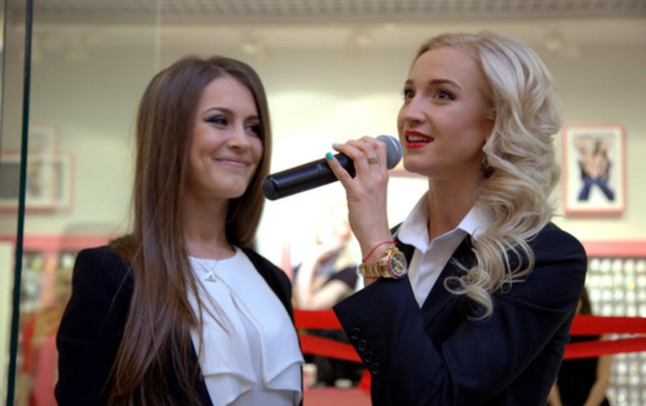 Ольга и Анна Бузовы