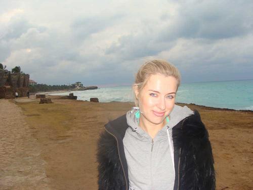 Солистка группы «Арктика» Ольга Горбачева