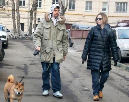 Алексей Тишкин и Ольга Шелест