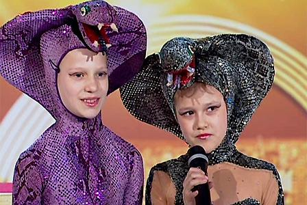 Ольга Евтушенко та Татьяна Белова