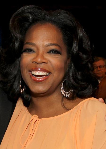 4. Опра Уинфри / Oprah Winfrey