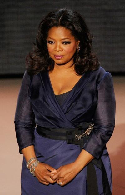 1. Опра Уинфри / Oprah Winfrey