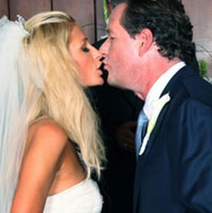 Новоиспеченные жених и невеста