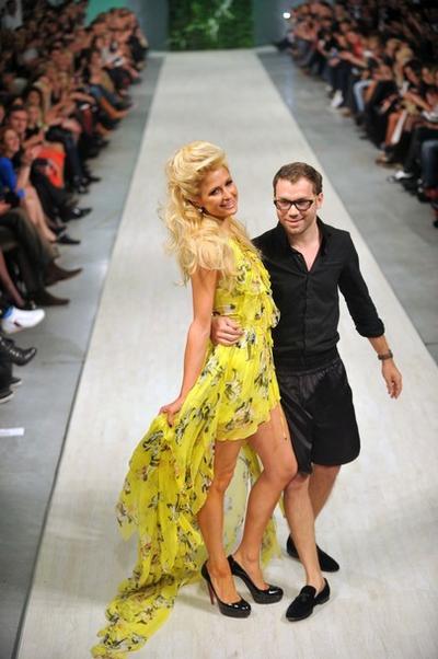 Пэрис Хилтон / Paris Hilton и Андре Тан / Andre Tanе