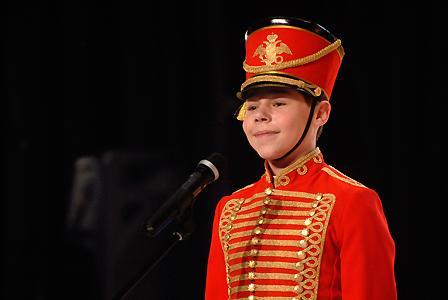 13-летний Павел Томниковский из Днепропетровска. Номер на шоу: танцевальный номер (степ)