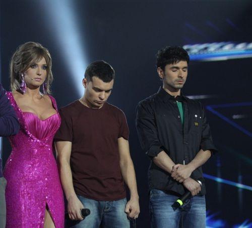 Сергей Семенов и Александр Павлик