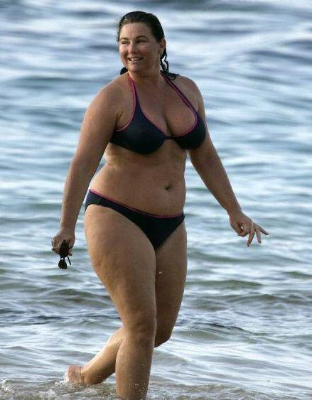 Кили Шей Смит на отдыхе на Говайях в прошлом году