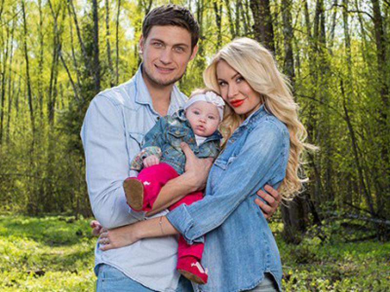 Александр Задойнов и Элина
