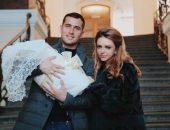Александр и Милана Кержаковы с сыном