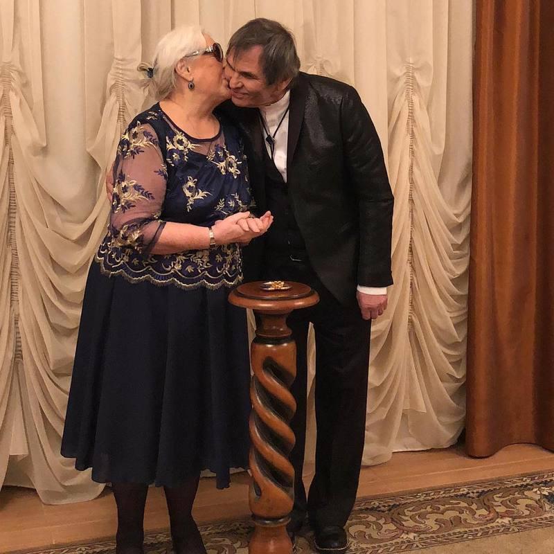 Свадьба Федосеевой и Алибасова