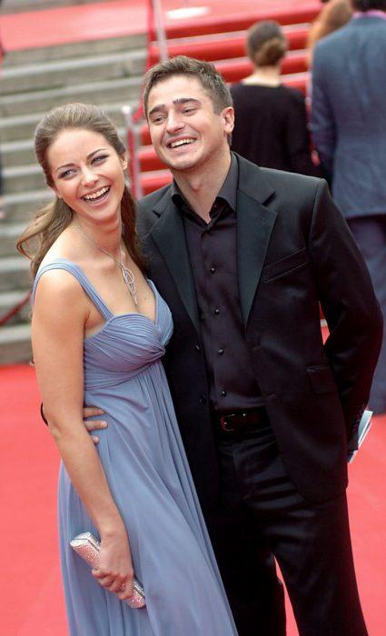 Иван Стебунов и Марина Александрова
