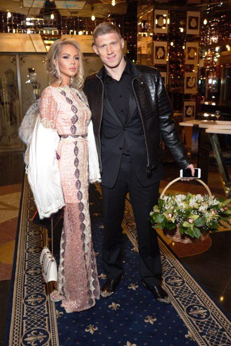 Павел и Мария Погребняк
