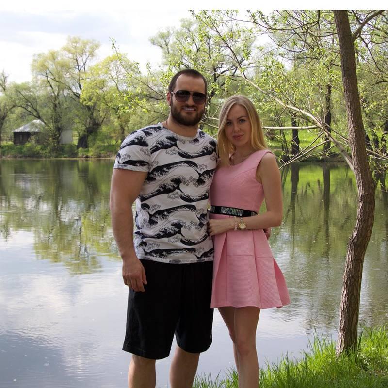 Юлия Щаулина и Алексей Самсонов