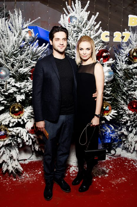 Марк Богатырёв и Татьяна Арнтгольц