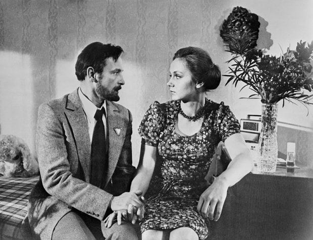 Василий Лановой с супругой