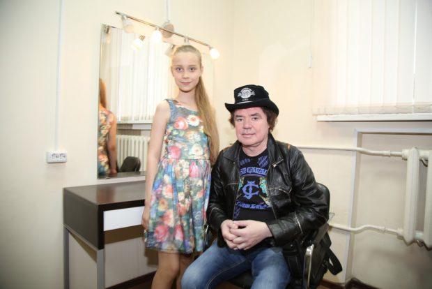 Евгений Осин и Анастасия Годунова