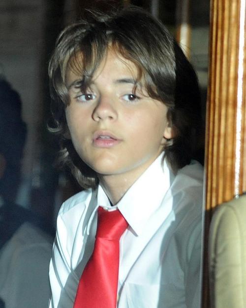 Сын Майкла Джексона - Принц Майкл