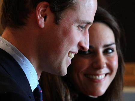 Принц Уильям Уэльский / Prince William и Кейт Миддлтон / Kate Middleton