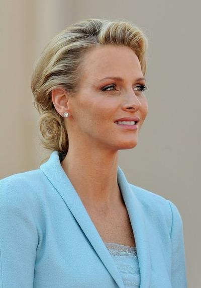 Принцесса Монако Шарлен / Princess Charlene of Monaco