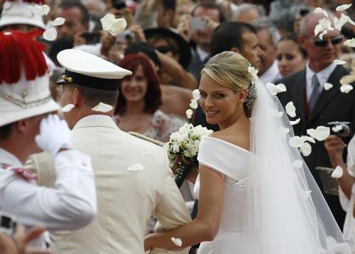 Альбер II / Albert II и Шарлен Уиттсток / Charlene Wittstock