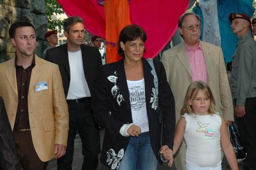 Принцесса Монако Стефания / Princess Stephanie of Monaco