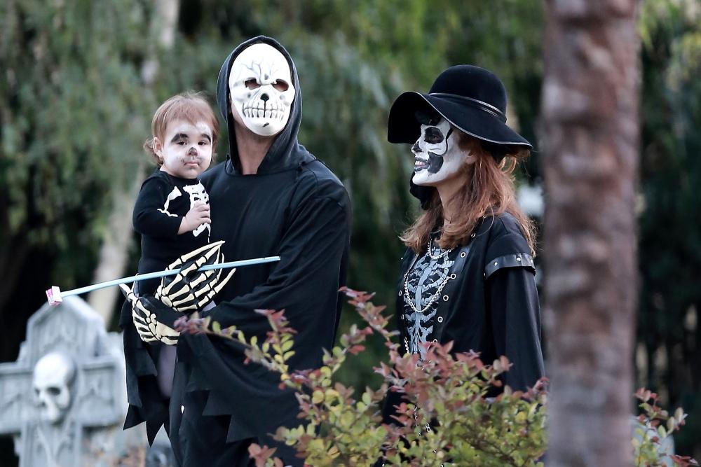 Райан Гослинг с семьёй