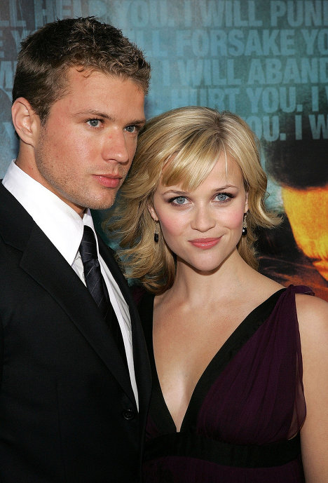 Райан Филипп / Ryan Phillippe и Риз Уизерспун / Reese Witherspoon