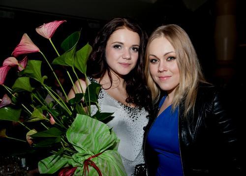 Певицы Renata и Alyosha
