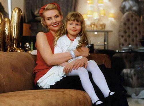 Рената Литвинова с дочерью Ульяной