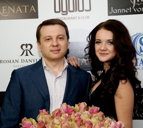 Тимофей Нагорный и певица Renata