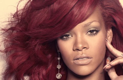 Rihanna, певица