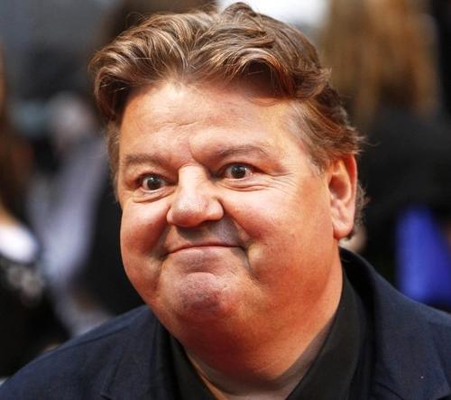 59-летний актер Робби Колтрейн