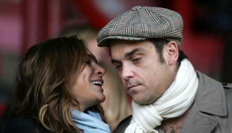 Айда Филд / Ayda Field и Робби Уильямс / Robbie Williams