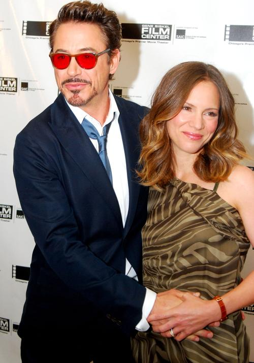 Роберт Дауни-младший / Robert Downey Jr. и Сьюзан Дауни / Susan Downey
