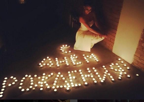 романтический подарок для Дмитрия Диброва