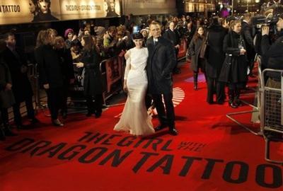 Руни Мара / Rooney Mara и Дэниэл Крейг / Daniel Craig