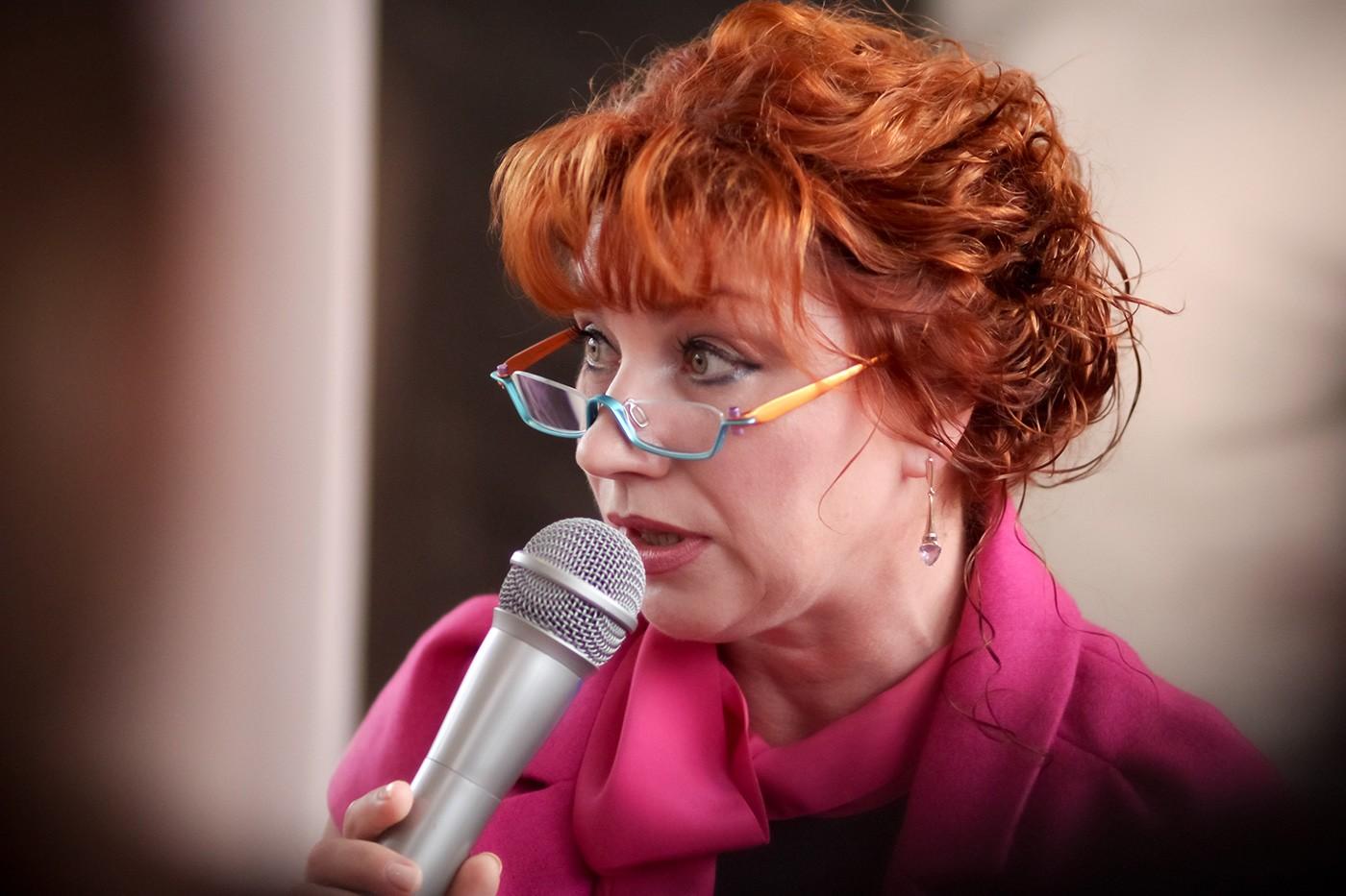 Роза Сабитова